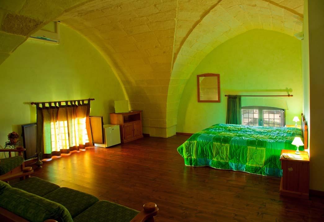 B b santa cesarea terme terra serena - Camera da letto verde mela ...